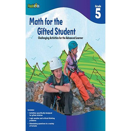 Math for the Gifted Student, Grade 5 : Challenging Activities for the Advanced Learner (Halloween Maths Activity Sheets)