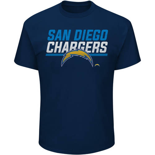 NFL San Diego Chargers Tall Men's Basic Tee