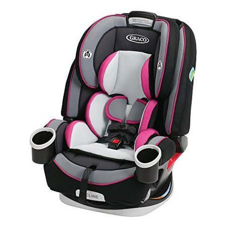 Evenflo Graco 4ever All In One Convertible Six Position Recline Car Seat