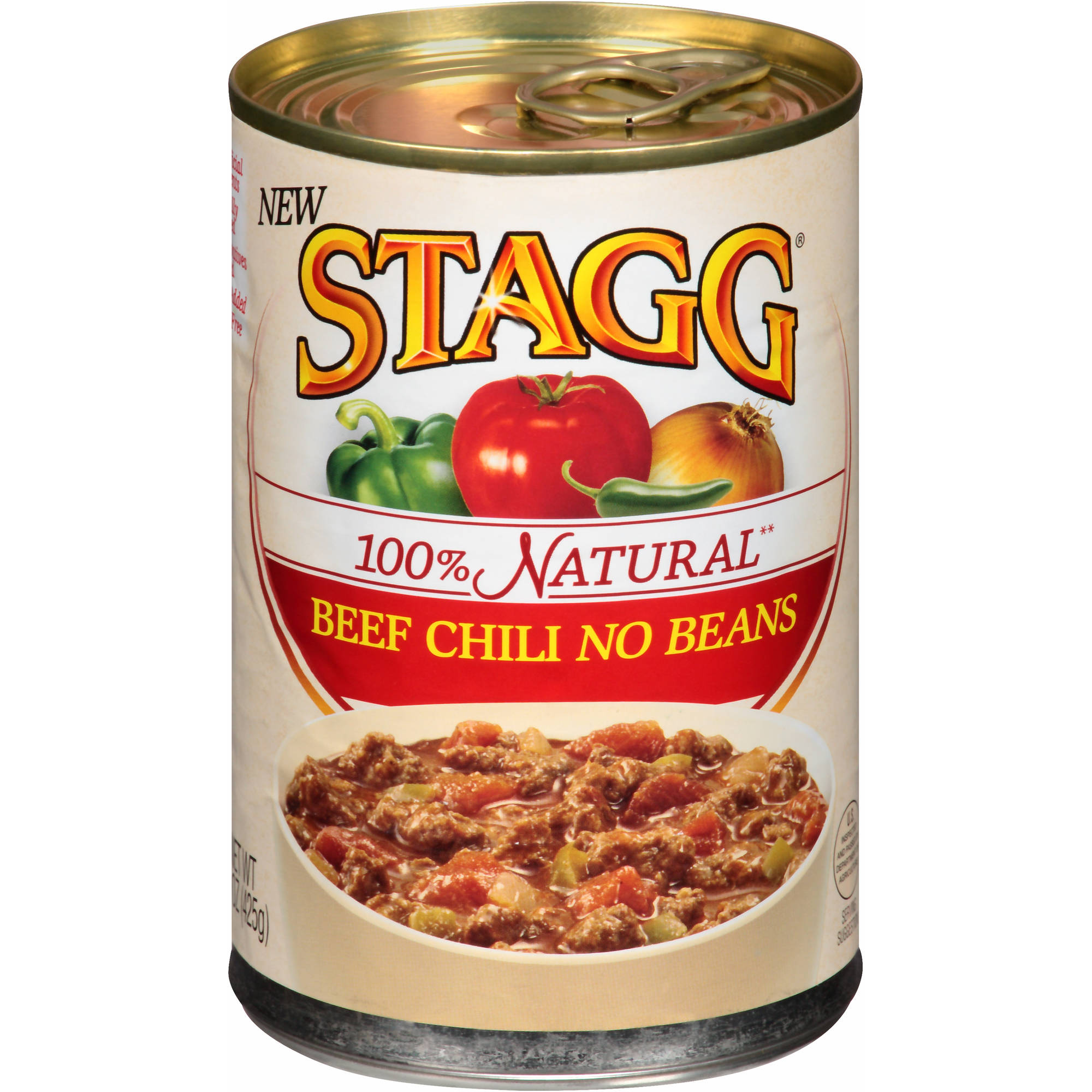 Stagg Beef Chili with No Beans, 15 oz