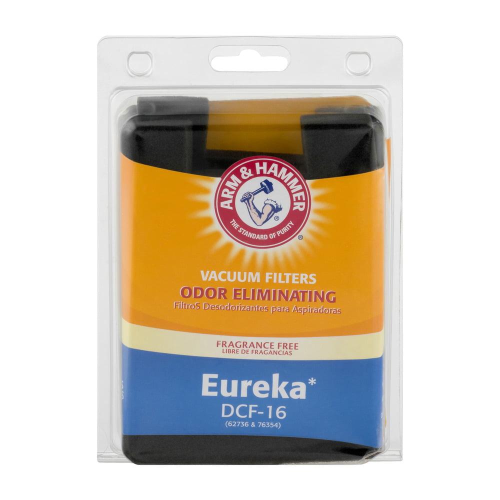 Arm & Hammer Odor Eliminating Vacuum Filter Eureka DCF-16 - 2 CT
