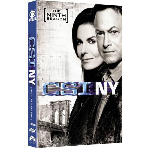 CSI: NY - The Final Season (Widescreen)