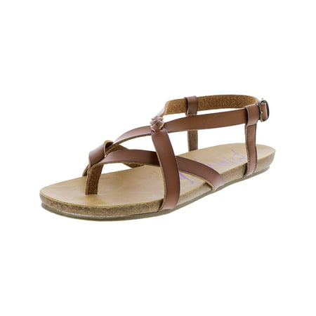 64a73284b4c8 Blowfish - Blowfish Women s Granola-B Scotch Ankle-High Sandal - 8.5M -  Walmart.com