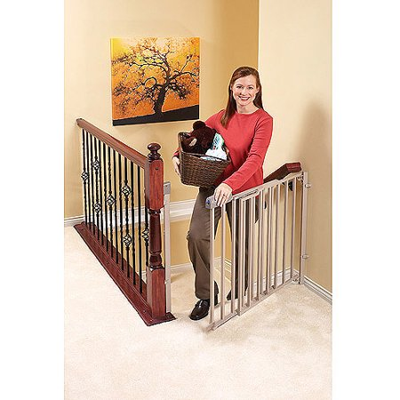 Evenflo Secure Step Top Of Stairs Gate