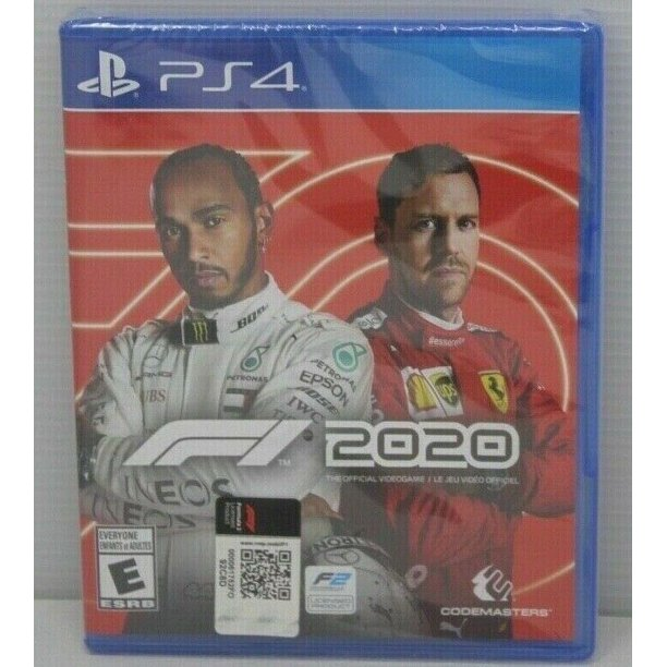 Ps4 F1 2020 Codemasters (Playstation 4, 2020) Ps4: New ...