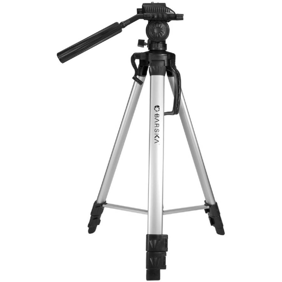"Barska Professional Tripod Extend to 63.4"" with Carrying Case"