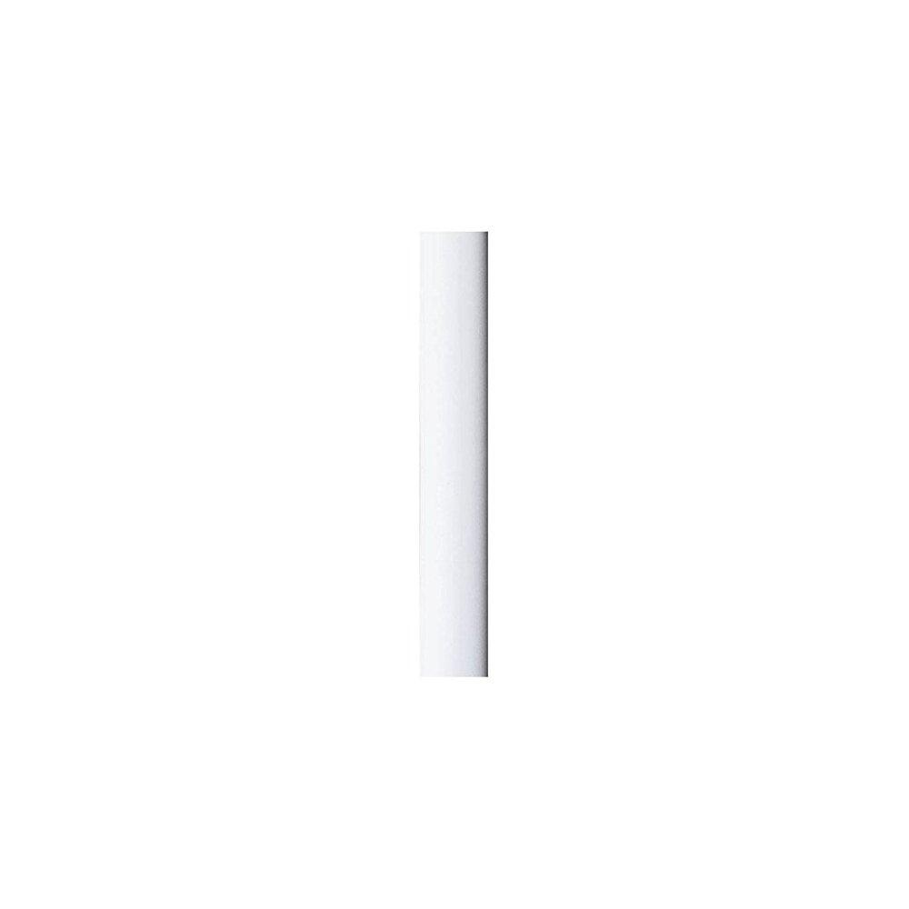 monte carlo dr18wh 18-inch downrod, white by Fanimation