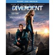 Divergent (Blu-ray + DVD)