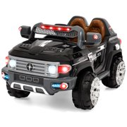 12v mp3 kids ride on truck car rc remote control led lights price