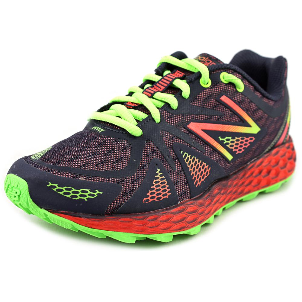 New Balance WT980 Women Round Toe Synthetic Multi Color Trail Running by New Balance