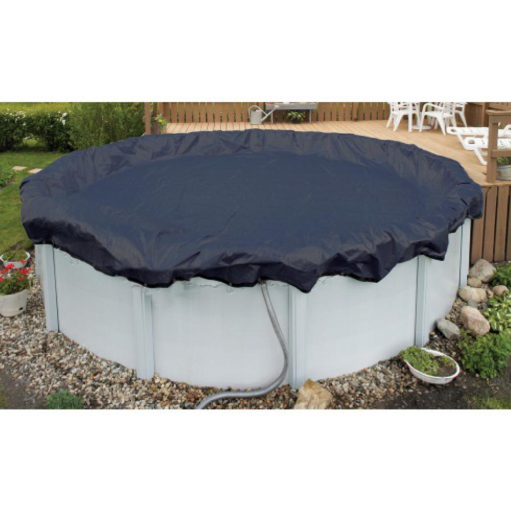 Blue Wave WC704-4 Above-Ground 8 Year Winter Cover For 18' Round Pool