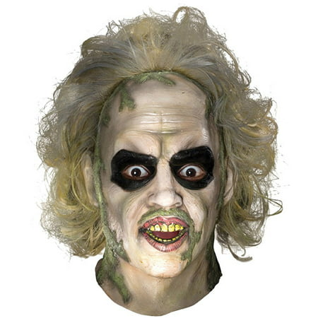 Beetlejuice Overhead Adult Halloween Latex Mask