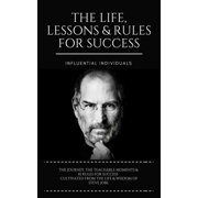 Steve Jobs: The Life, Lessons & Rules for Success - eBook