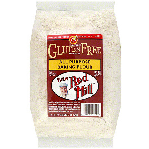 Bob's Red Mill All Purpose Gluten Free Flour, 44 oz (Pack of 4)