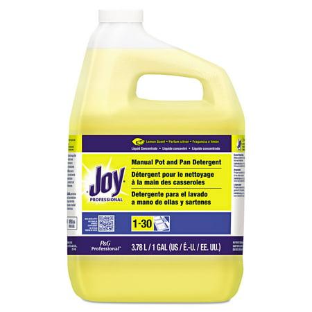 Joy Dishwashing Liquid, Lemon, One Gallon Bottle - 02302