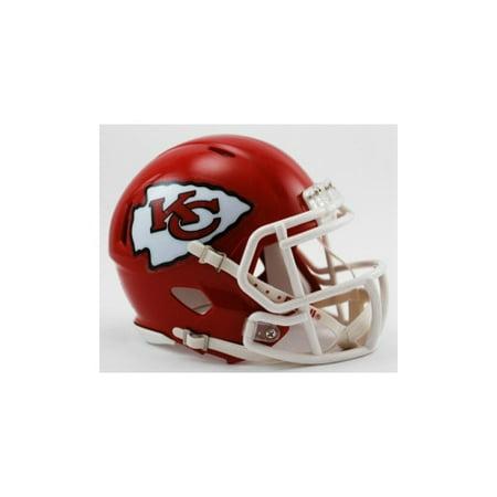 Kansas City Chiefs Speed Mini Helmet