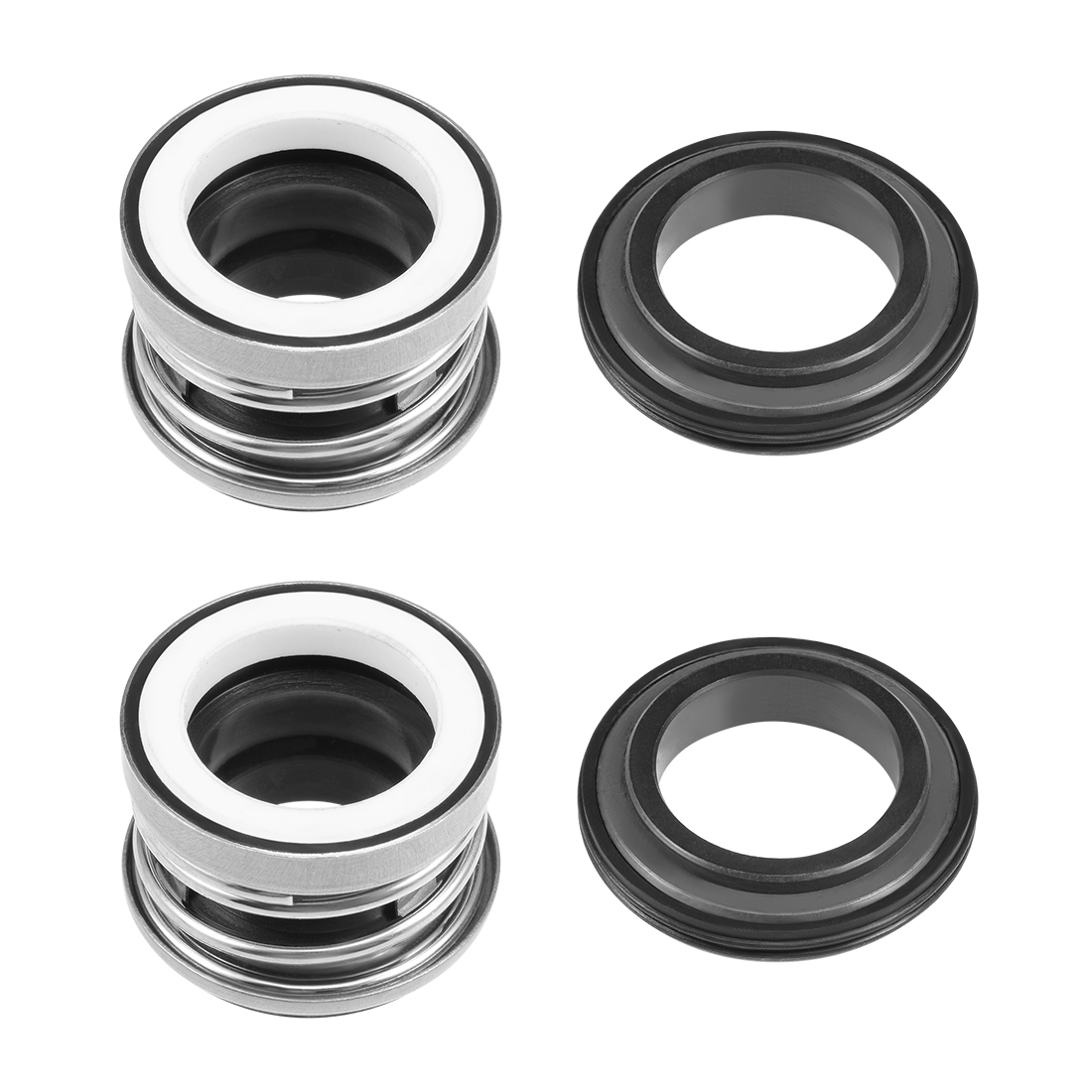 Mechanical Shaft Seal Replacement for Pool Spa Pump 2pcs 104-19 - image 4 of 4