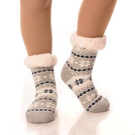 DEBRA WEITZNER Slipper Socks for Women Men Gripper Cozy Socks Winter Socks](Debra Schoch Halloween)