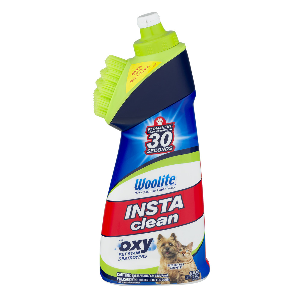 Woolite InstaClean with Oxy Pet Stain Destroyers, 18 oz