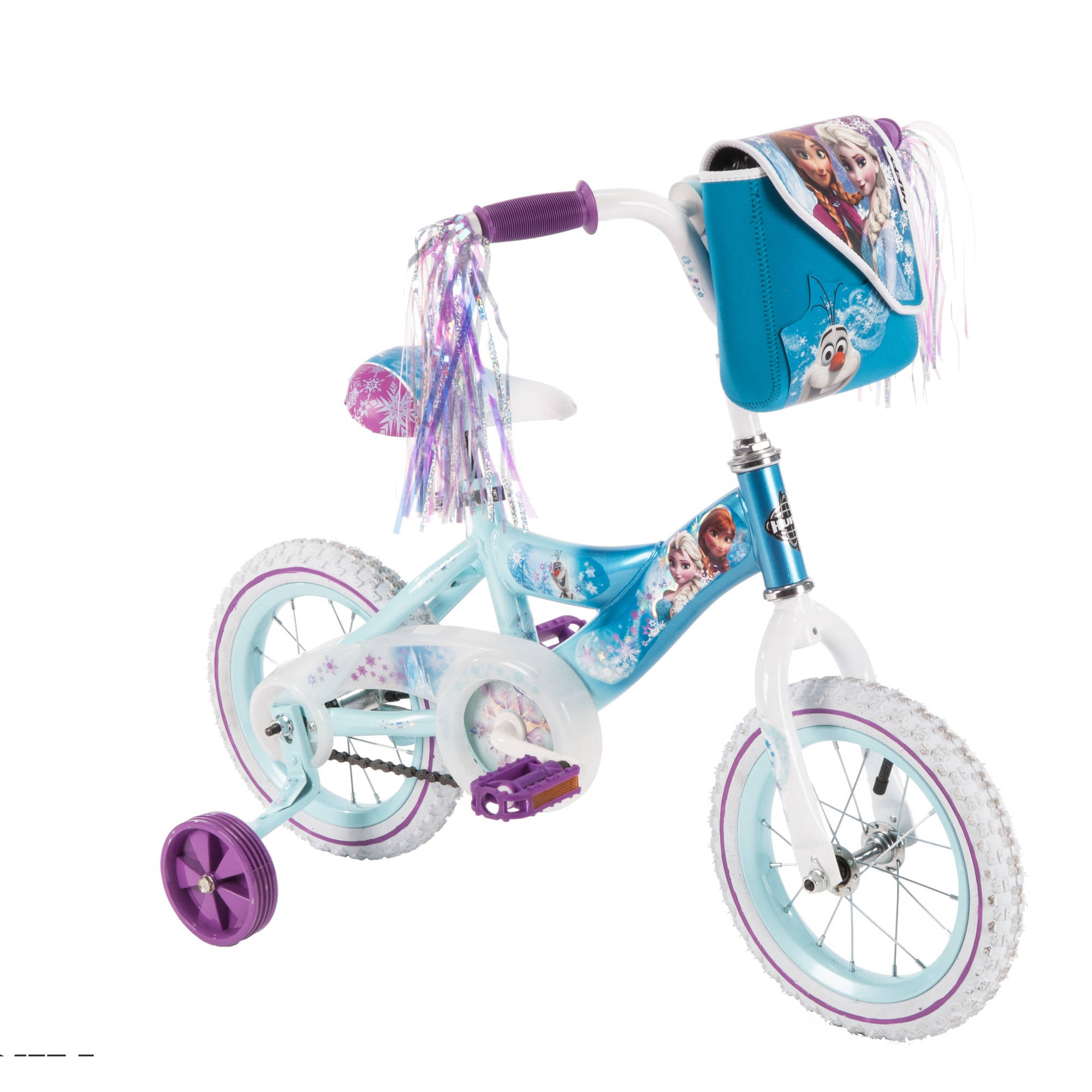 "12"" Disney Frozen Girls' Bike"