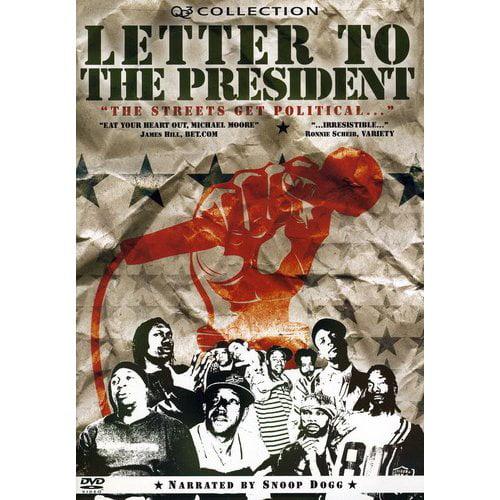 Letter To The President (Full Frame)