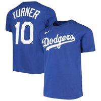 Justin Turner Los Angeles Dodgers Nike Youth Name & Number T-Shirt - Royal