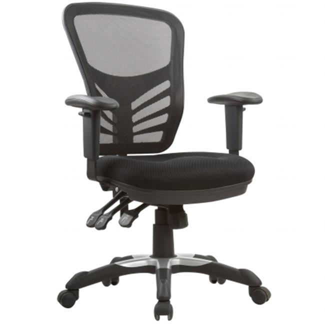 East End Imports EEI-757-BLK Articulate Mesh Office Chair