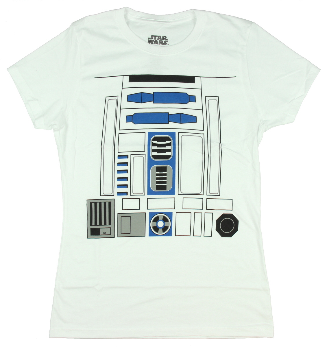 Star Wars I Am R2-D2 Juniors Costume T-shirt
