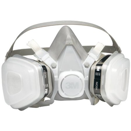 3m respirator mask medium