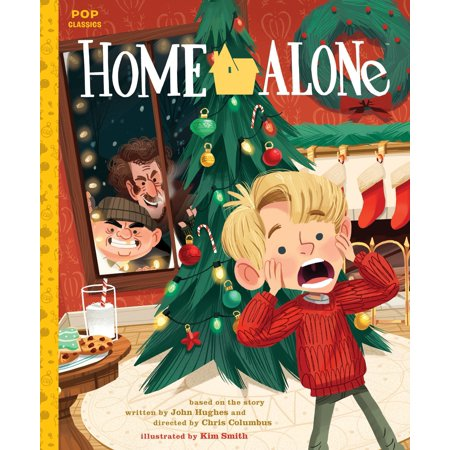 Home Alone: The Classic Illustrated Storybook (Illustrated Project Book)