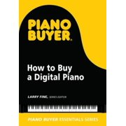 How to Buy a Digital Piano - eBook