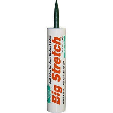 Sashco Sealants 10024 10.5 oz Pine Green Big Stretch Water Based