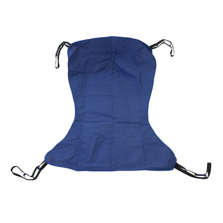 Drive Medical Full Body Patient Lift Sling, Solid, Extra Large