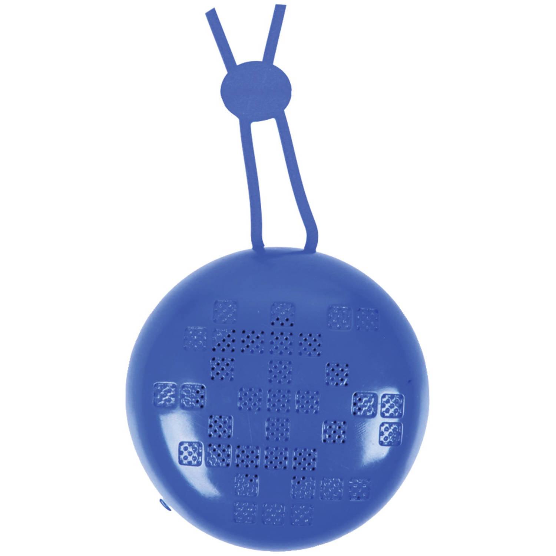 Naxa Nas-3045blue Neckband Bluetooth Speaker, Blue