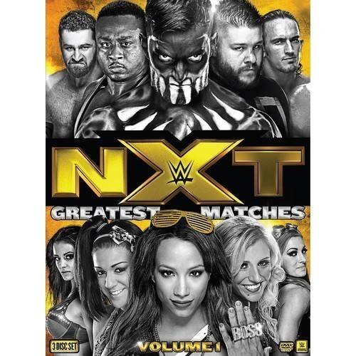 WWE: NXT's Greatest Matches, Volume 1