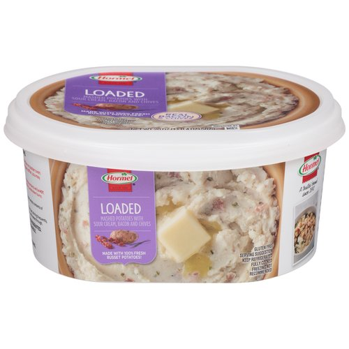Hormel Loaded Mashed Potatoes, 20 oz