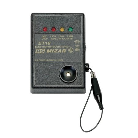 ET-18 Mizar Gold Tester Karat Value Jewelry Scrap Testing Tool -TES-174.00