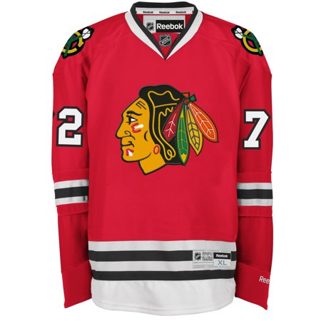 quality design 64b55 1d6f0 Artemi Panarin Chicago Blackhawks Reebok Premier Replica ...