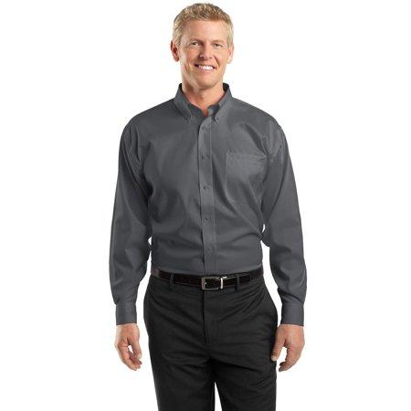 Red House RH24 Button Down Shirt Men Non-Iron Pinpoint Oxford