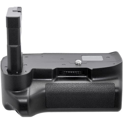 Vivitar Pro Series Multi-Power Battery Grip for Nikon D3100, D3200 & D3300 DSLR Cameras