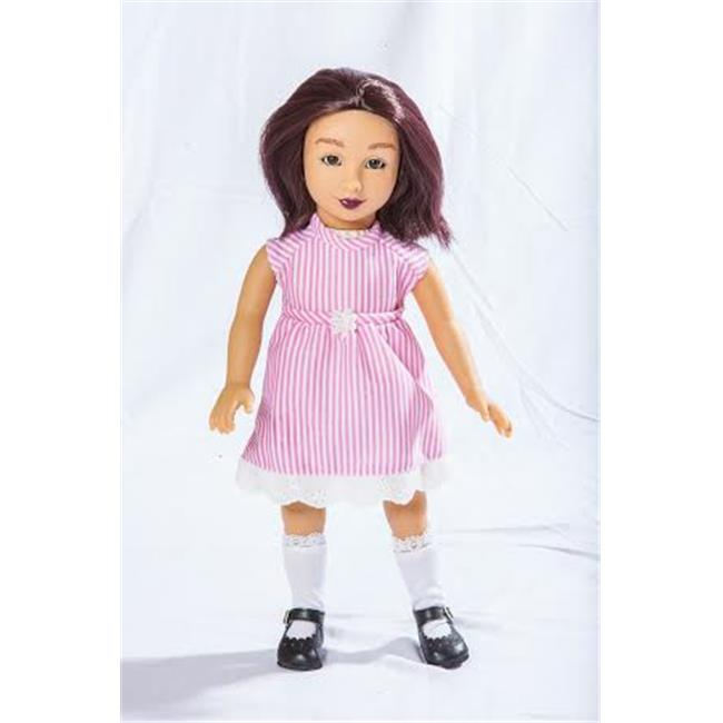 Children of America Dolls Andrea 14 inch Tall Doll