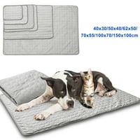 Cooling Mat - Soft Gel Pad for Dogs, Cats, Pets, Couches, Chairs, Car Seats, Floors - Non-Toxic Material - Keep Yourself & Pets Comfortable & Cool - Must have Item for Summers