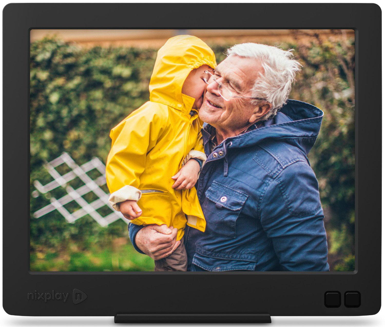 Nixplay edge 8 inch wi fi cloud digital photo frame with hi res nixplay edge 8 inch wi fi cloud digital photo frame with hi res display walmart jeuxipadfo Choice Image