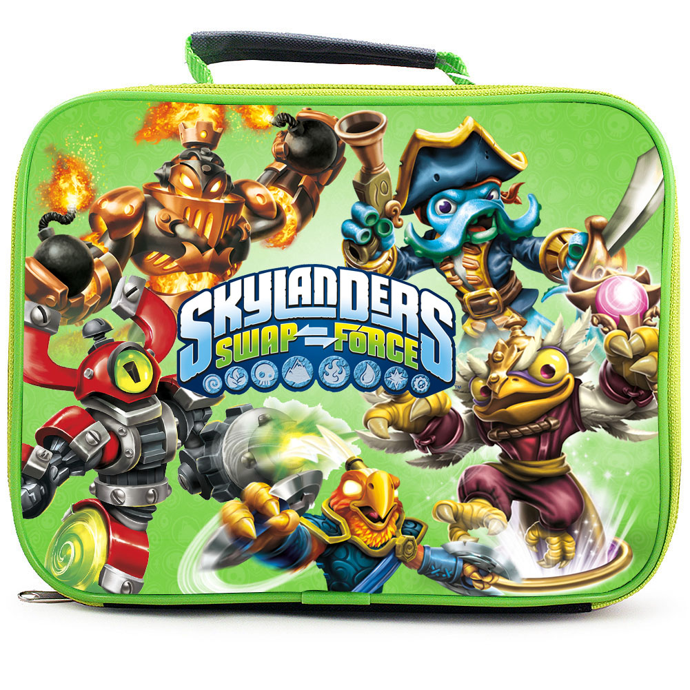 Thermos Soft Lunch Kit, Skylanders