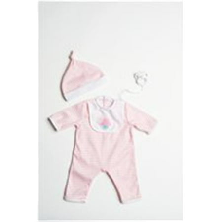 For Keeps CLO35016Peach Clothing for 20 in. Dolls, Peach - image 3 of 3