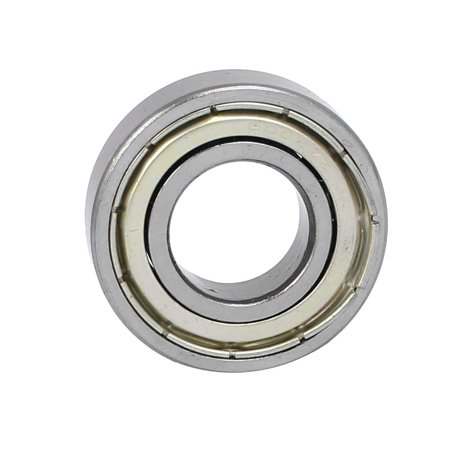 15mmx32mmx9mm 2 Shielded Design Deep Groove Rolling Ball Bearings S6002Z 10pcs - image 2 of 4