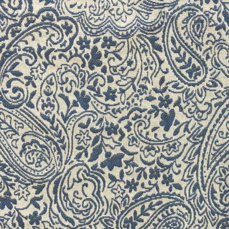 Plutus PBKR1971-2036-DP Kingston Waverly Blue & Ivory Luxury Throw Pillow, 20 x 36 in. King - image 2 of 3
