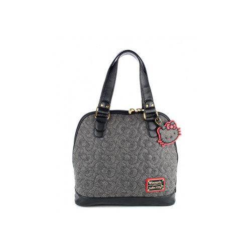 Hello Kitty Quilted Bows Satchel