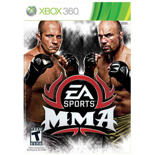 Ea Sports Mma (Xbox 360) - Pre-Owned