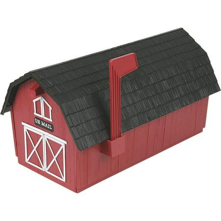 Flambeau T3 Barn Post Mount Mailbox (Barn Mailbox)